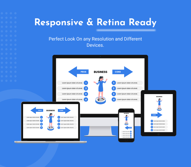 Responsive and Retina Ready - Affiliate Elements for Elementor
