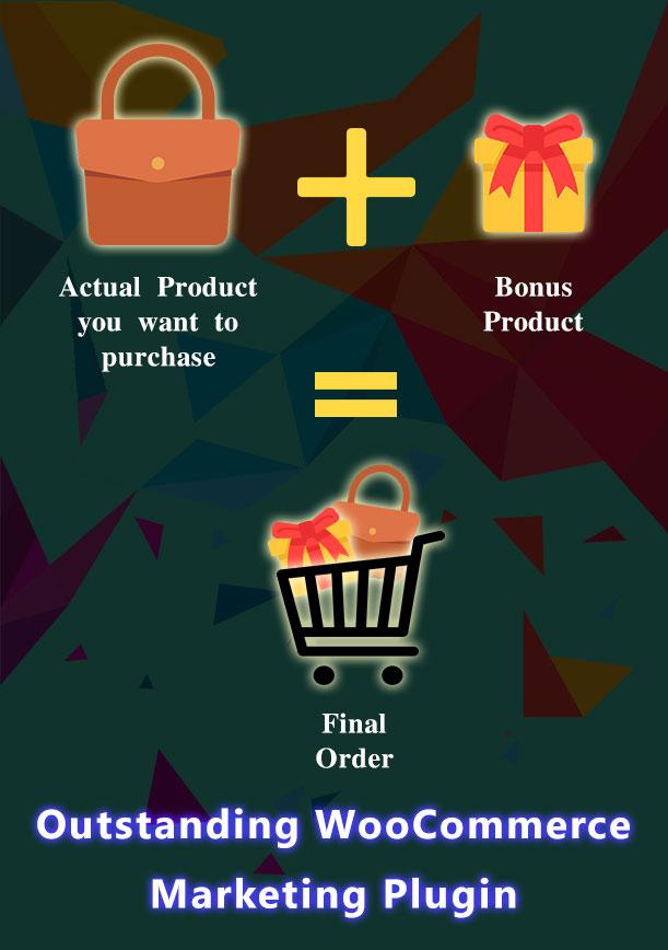 Outstanding WooCommerce Marketing Plugin - Bonus Product for WooCommerce