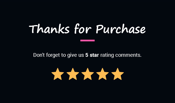 Thanks for Purchase - Fake Customer Blocker for WordPress