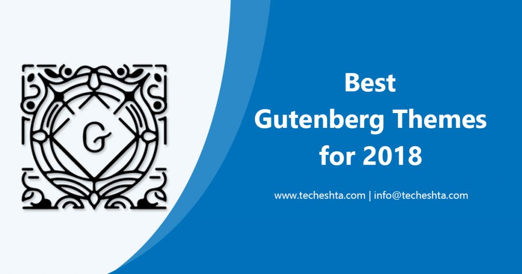 Best Gutenberg Themes