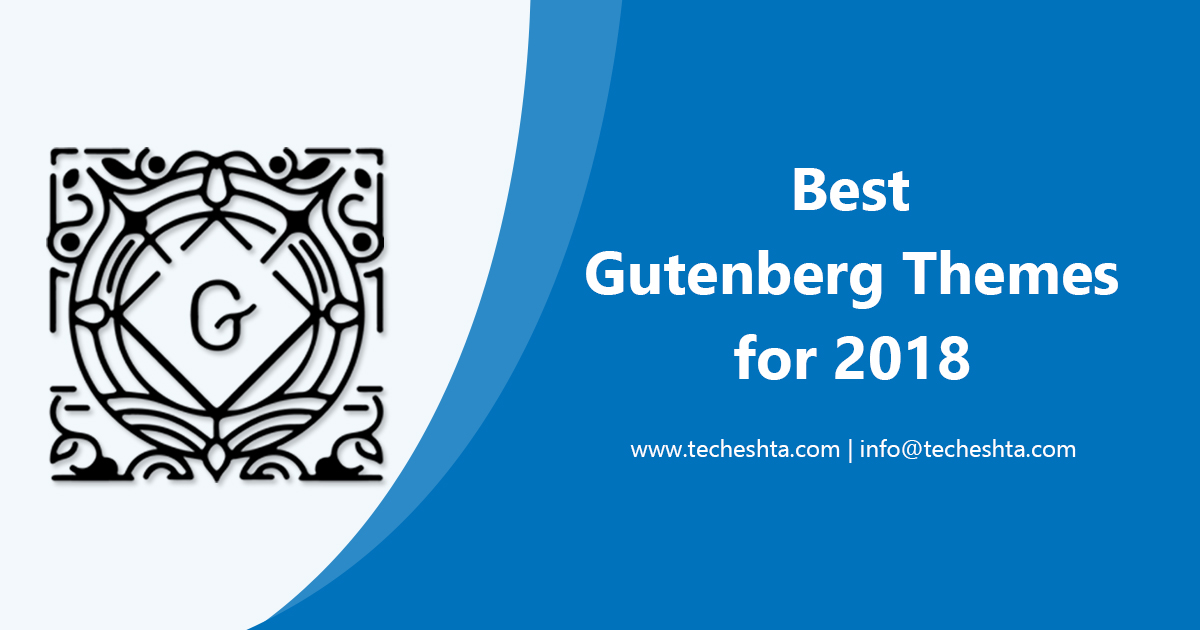 Best Gutenberg Themes