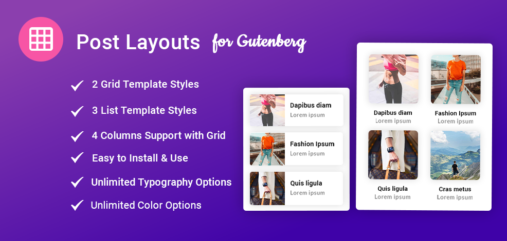 post-layouts-for-gutenberg-product-banner