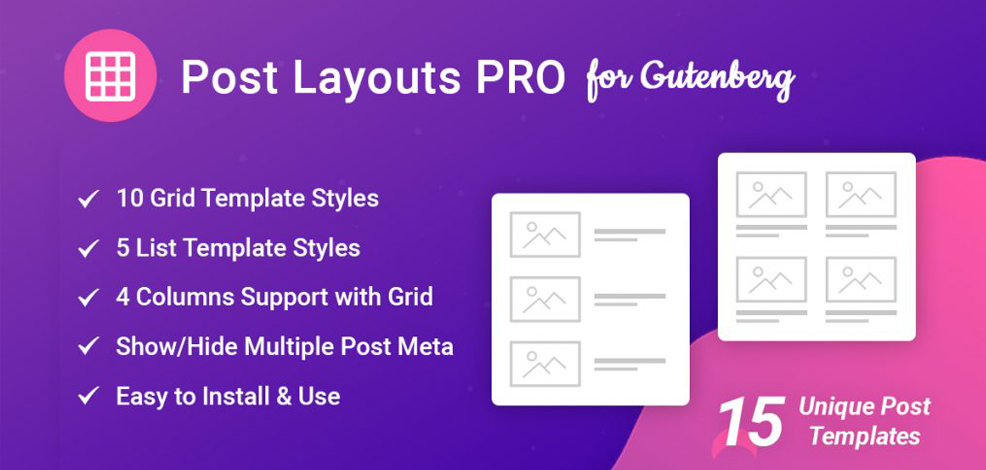 post-layouts-pro-for-gutenberg-product-banner