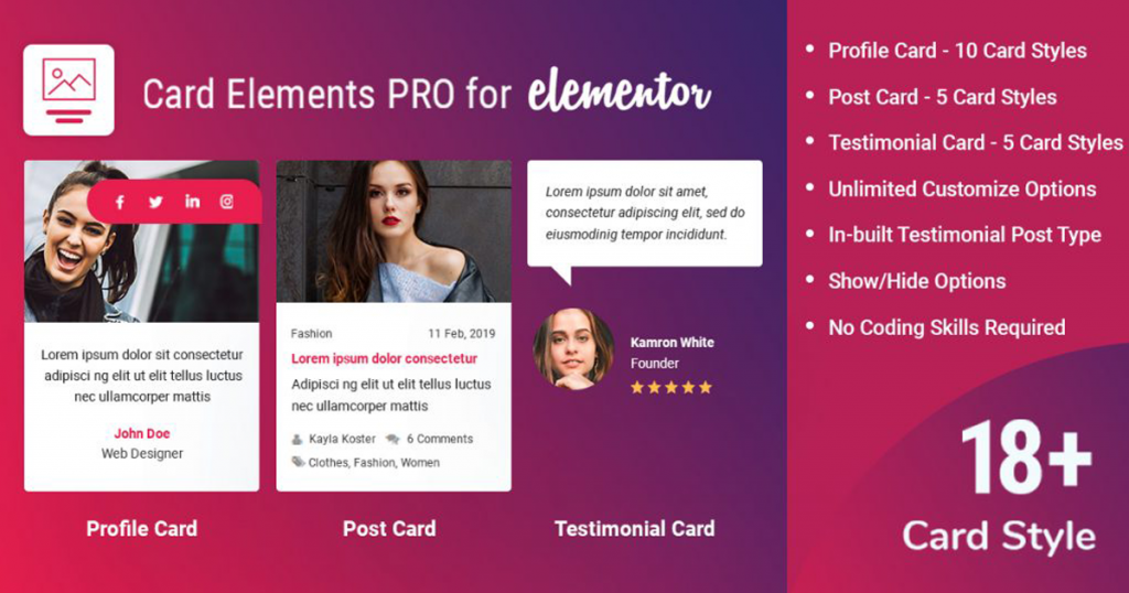 card-elements-pro-for-elementor