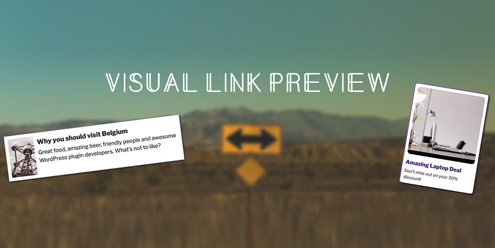 Visual Link Preview
