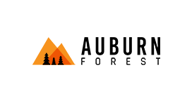 Transparent Auburn Forest Logo