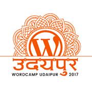 WordCamp Udaipur-2017 Logo