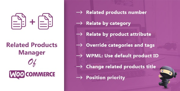 related-products-manager-for-woocommerce