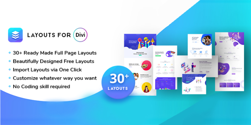 Layouts For Divi Builder