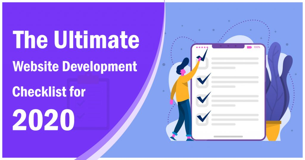 Ultimate Website Development Checklist