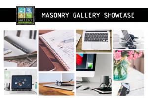 Gallery Showcase Masonry Layout