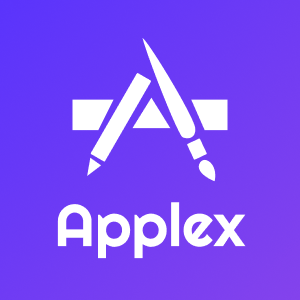 Applex - App Landing Page HTML Template Logo