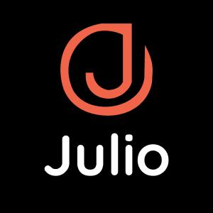Julio Portfolio Page HTML Template Logo