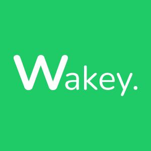 Wakey - Digital Agency Page HTML Template Logo