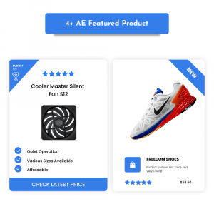 AE Featured Product