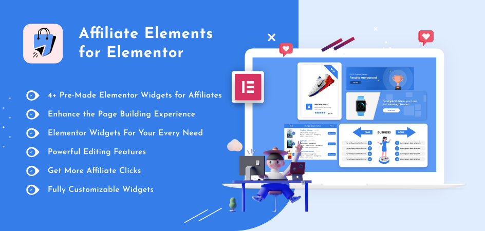 affiliate-elements-for-elementor-product-banner