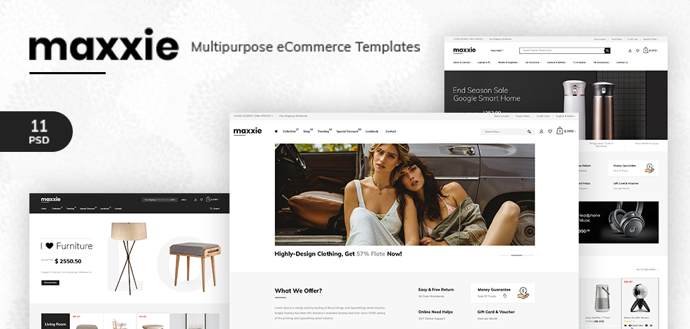 maxxie-multipurpose-ecommerce-template-product-banner