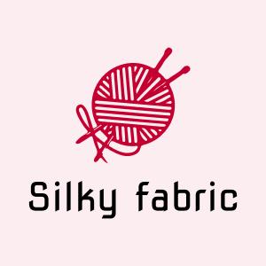 silky-fabric-ui-template-logo