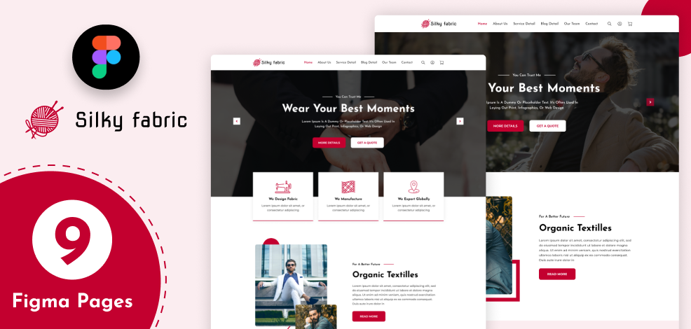 silky-fabric-ui-template-product-banner