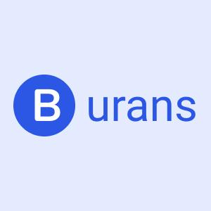 burans-digital-agency-landing-page-product-logo